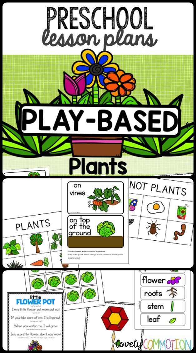 preschool lesson plans plants for work preschool lesson plans preschool lessons pre k. Black Bedroom Furniture Sets. Home Design Ideas