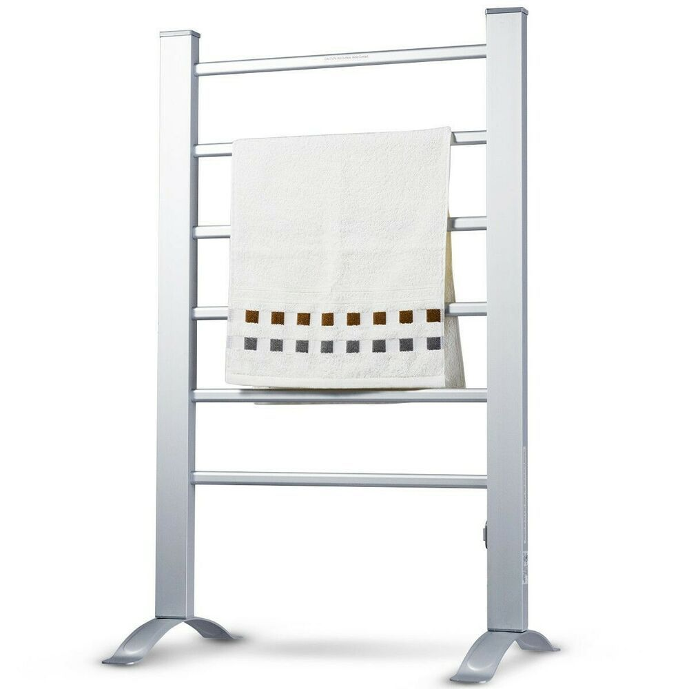 2 In 1 Freestanding Wall Mounted Electric Towel Warmer Brand New Doesnotapply In 2020 Electric Towel Warmer Free Standing Wall Towel Warmer
