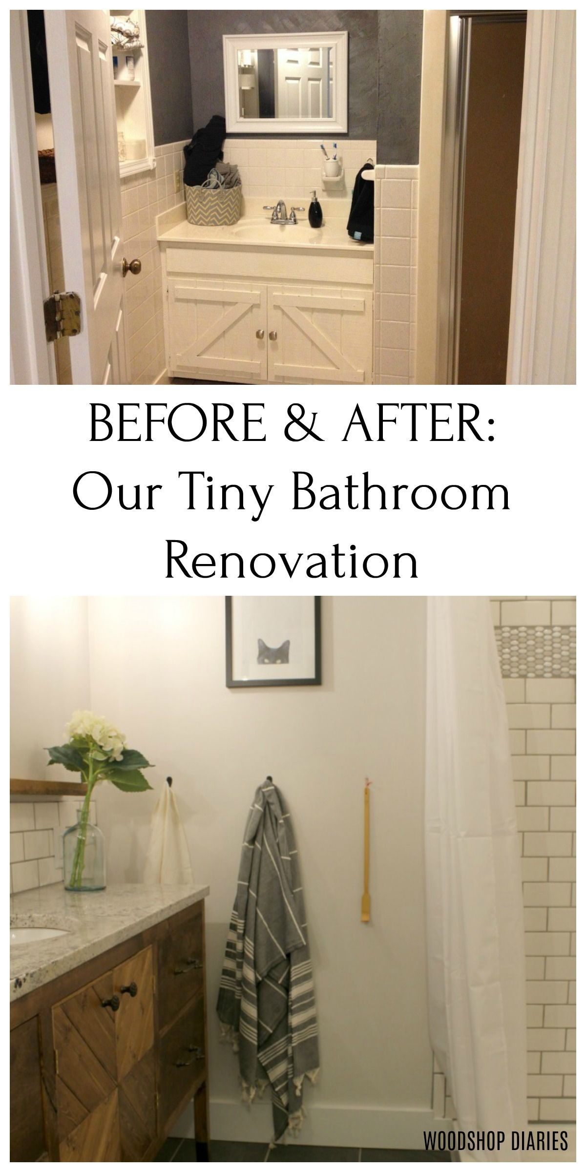 The Master Bathroom Remodel Final Reveal In 2020 Bathroom Remodel Master Bathrooms Remodel Bathroom Inspiration