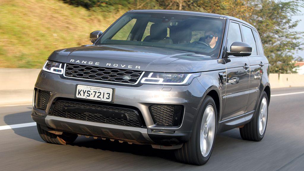 Avaliação Range Rover Sport 2018 mostra o amadurecimento