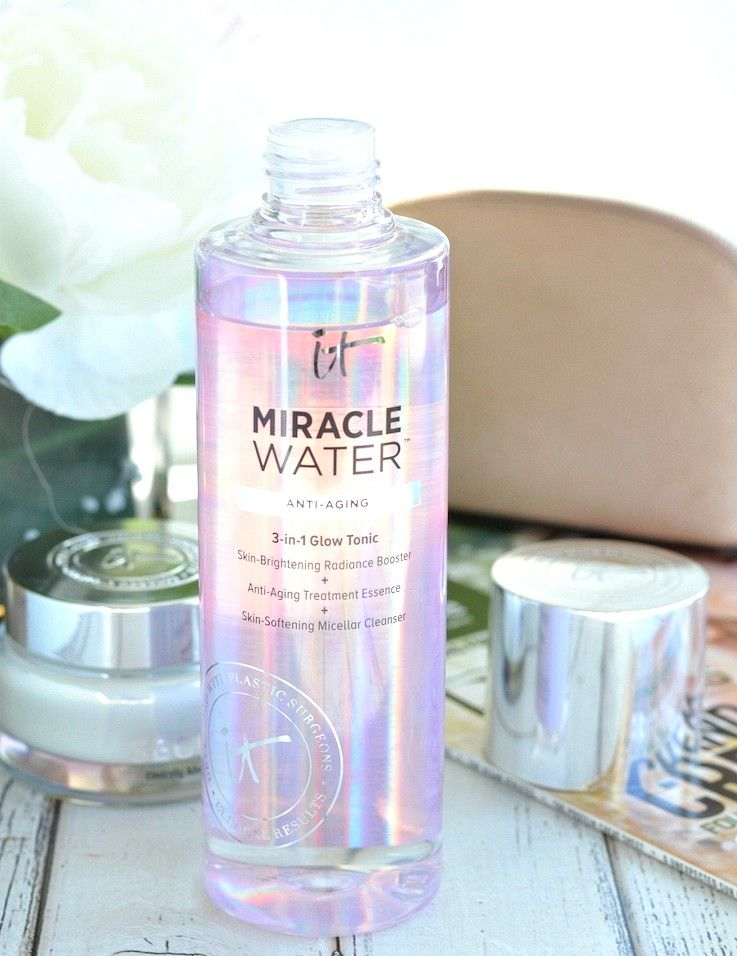 Photo of NEW From IT Cosmetics! Secret Sauce Moisturizer and Miracle Water 3-in-1 Glow Tonic