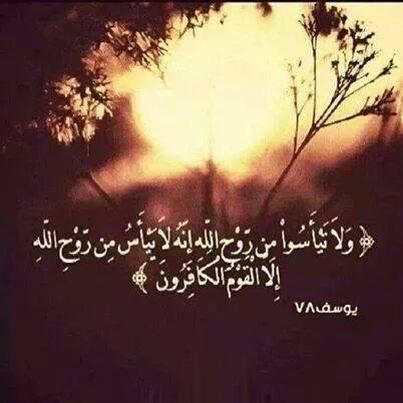 القرآن الكريم لا تيأس Quran Recitation Quran Verses Koran