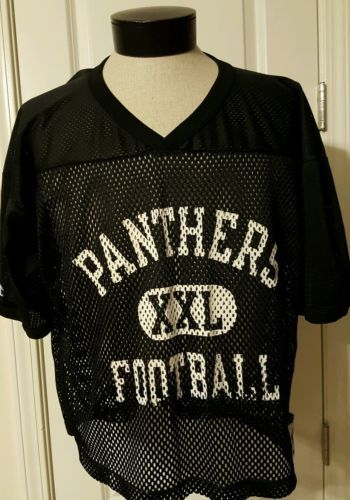 5aa152d73 Vintage Champion Carolina Panthers authentic practice jersey sz44 SUPER RARE  please retweet