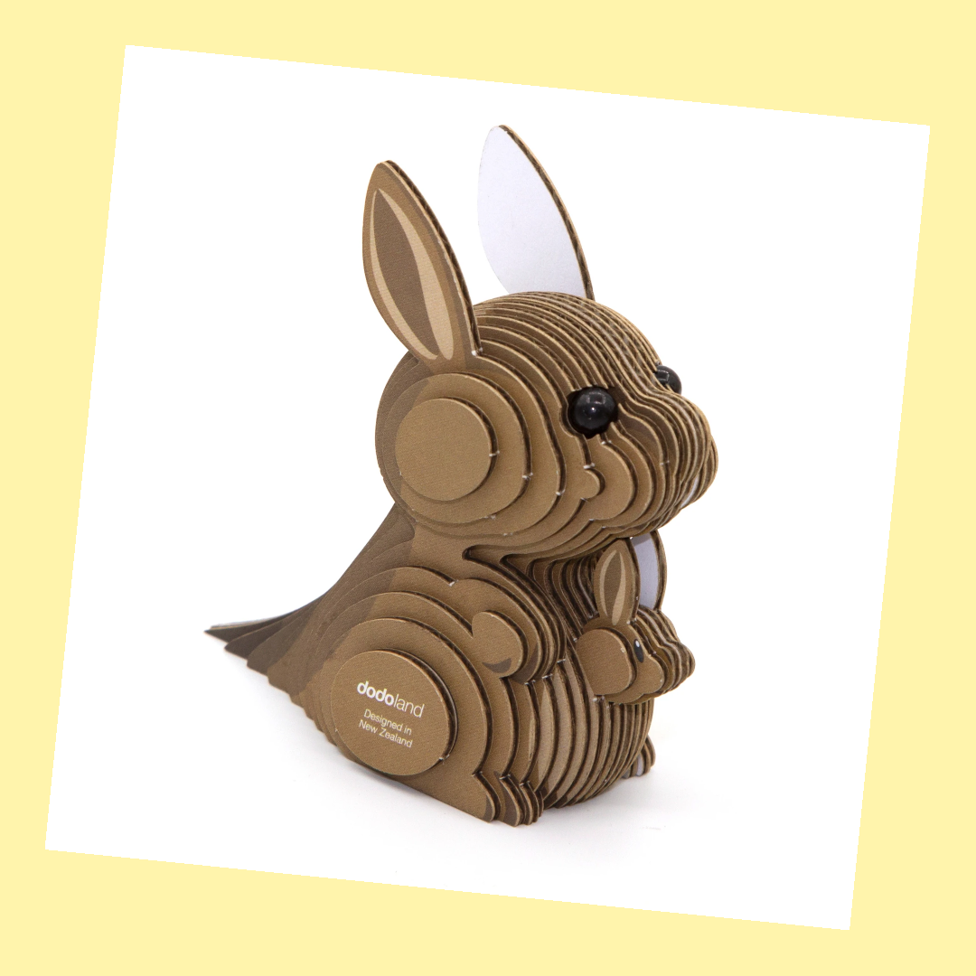 Let S Hop To It Dodoland 3d Puzzles Have Been Restocked