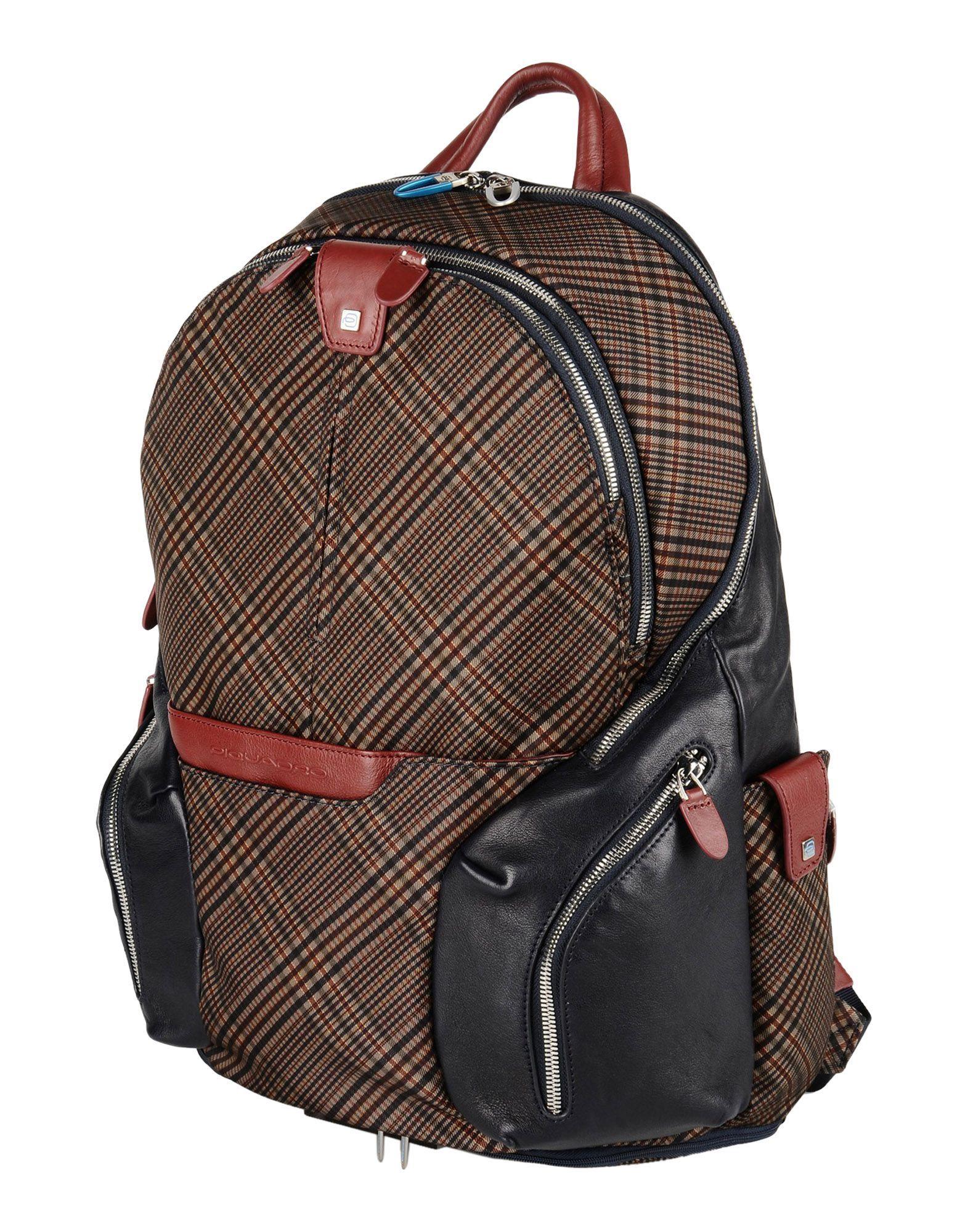Piquadro Backpack & Fanny Pack - Men Piquadro Backpacks & Fanny Packs online on YOOX United States - 45312260