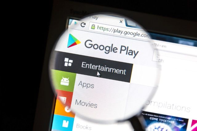 How to change countries in the Google Play Store the