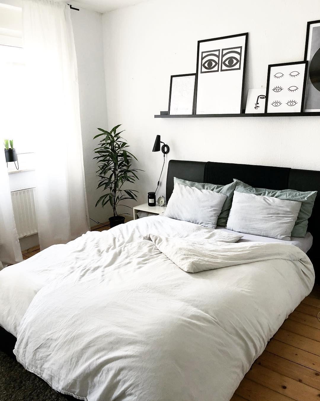 Bilderleiste Dekorieren Schlafzimmer