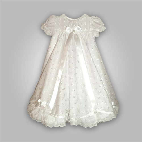 Eyelet Blessing Outfit