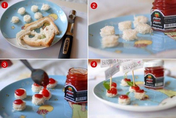 Dica Finger Food receitas para coquetel e festas de fim do ano >> Abraço Mundo »  Estilo de Vida