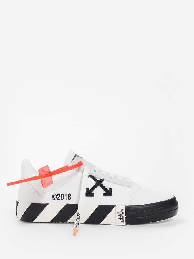 O Virgil Abloh Sneakers - Fashion