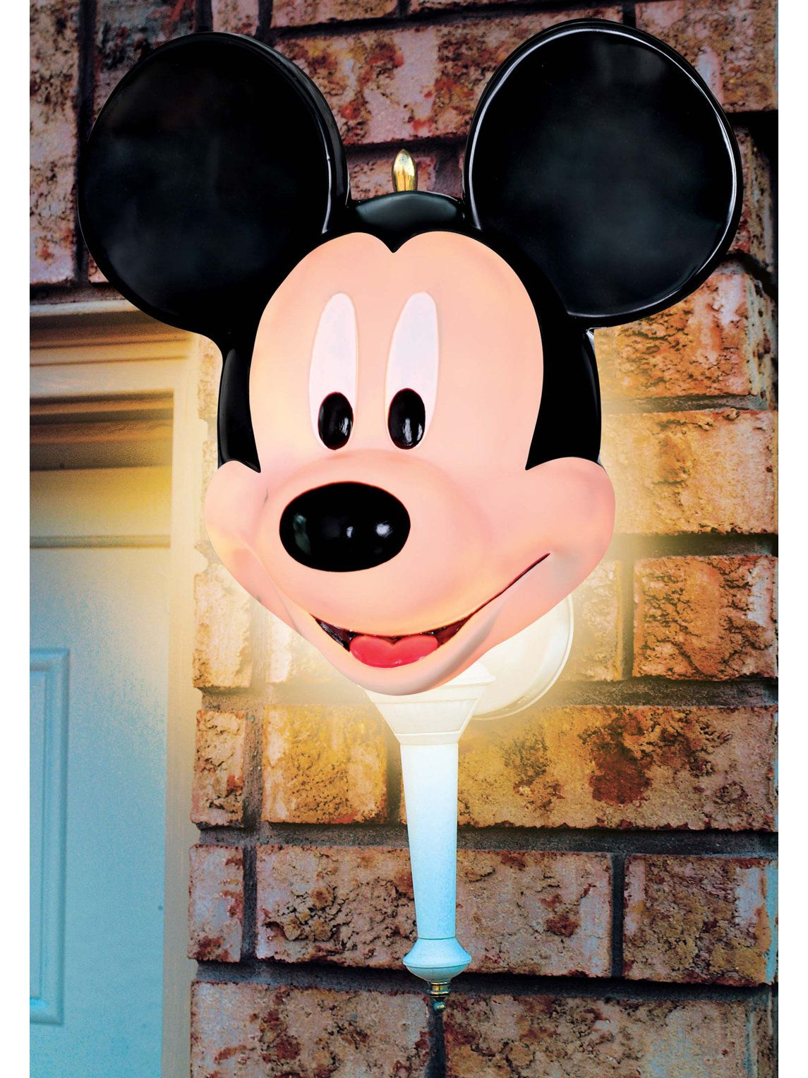 Mickey Mouse Porch Light Cover Halloween Decor Ideas Pinterest - Minnie Mouse Halloween Decorations