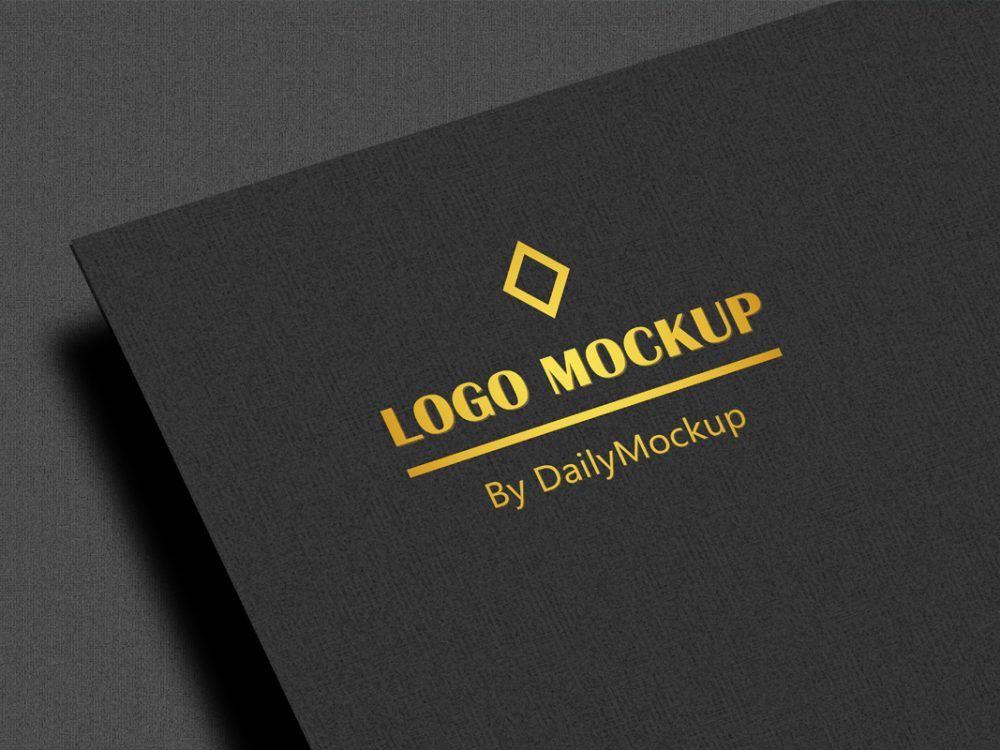 Logo Mockup Psd Template Free Logo Psd Free Logo Mockup Psd Free Logo Mockup