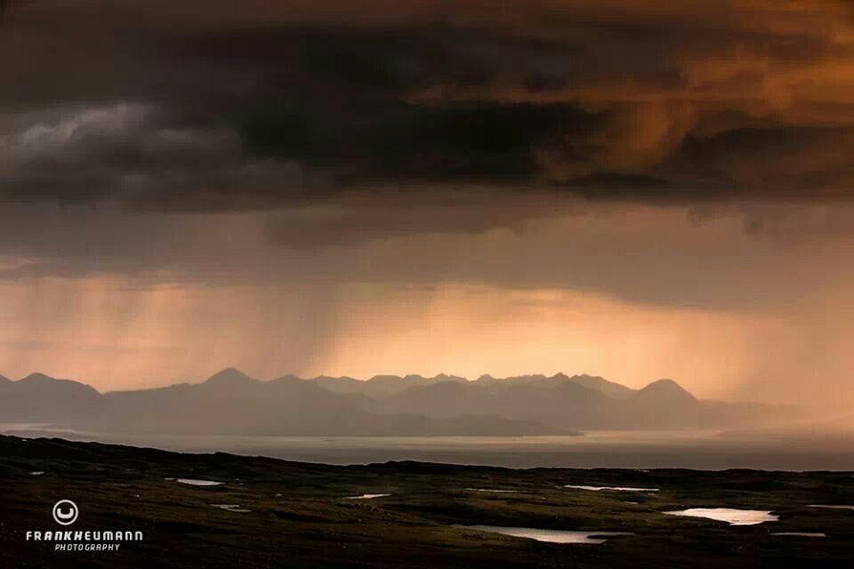 Applecross and the Isle of Skye