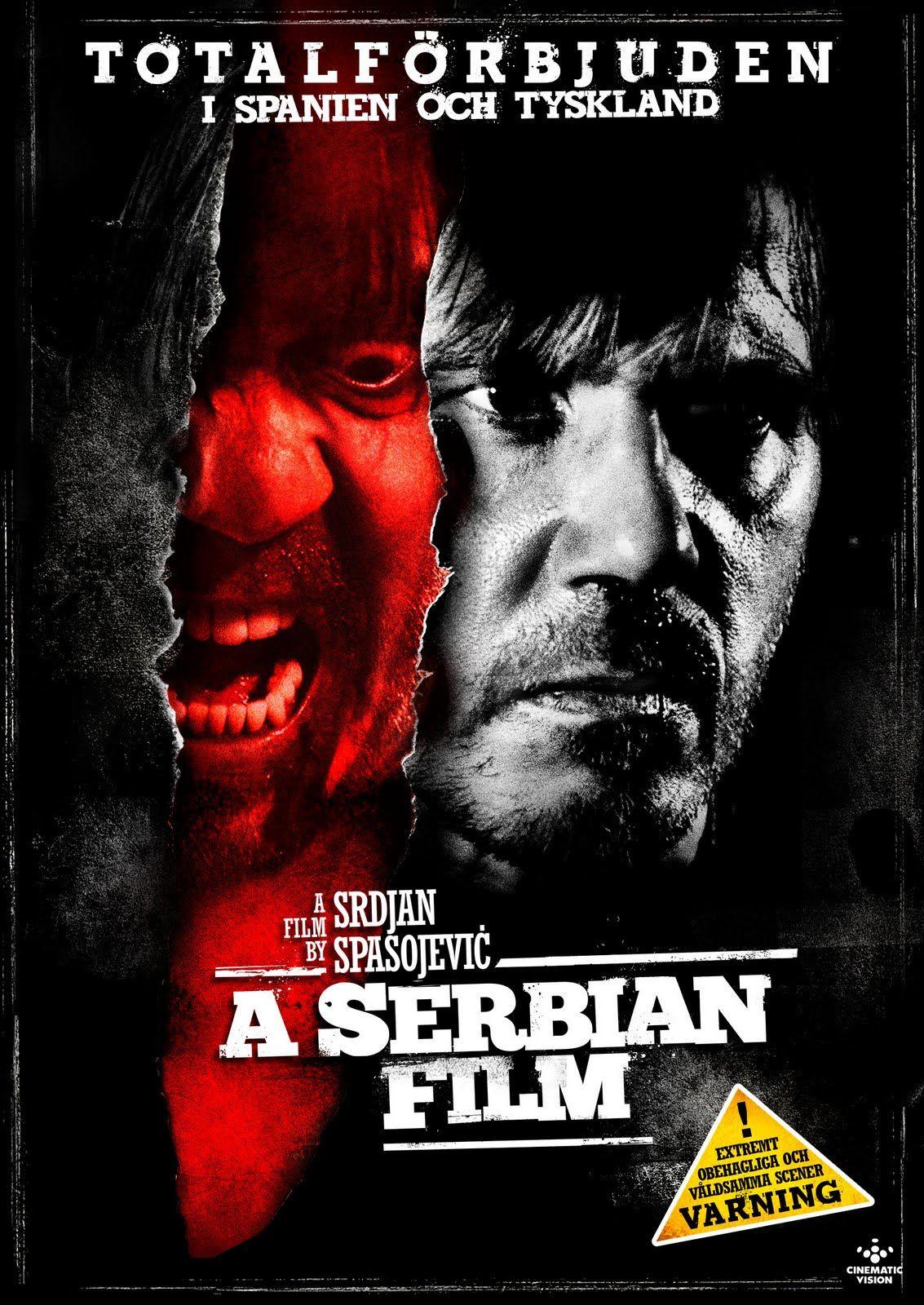 A Serbian Film (2010) Film Dell'orrore, Film Online, Locandine Di