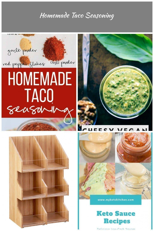 Never buy Taco Seasoning Again! This Homemade Taco