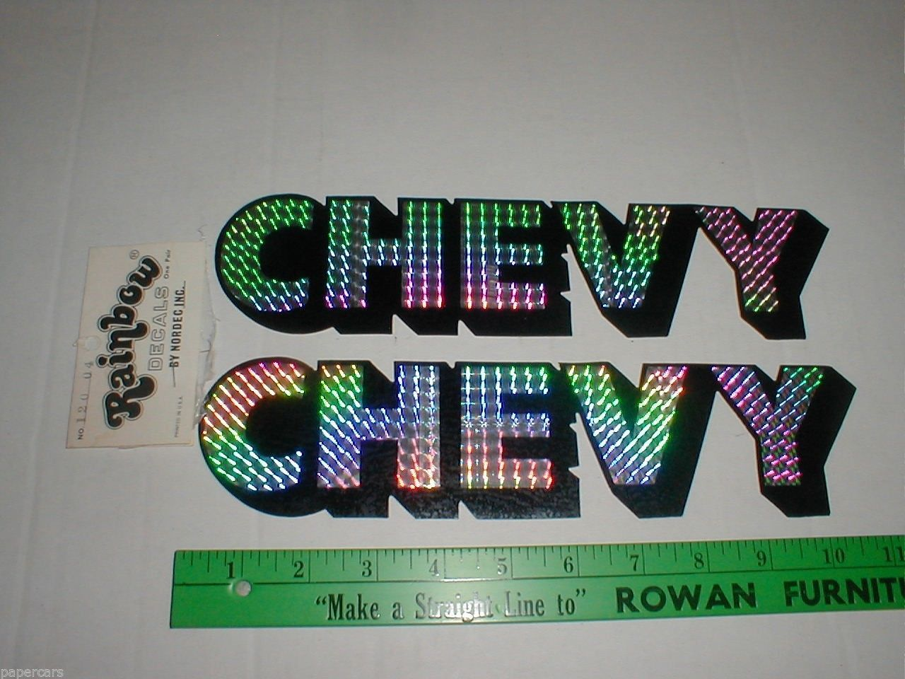 80s Prism Vintage Sticker Stickers Vintage Car Chevrolet [ 960 x 1280 Pixel ]