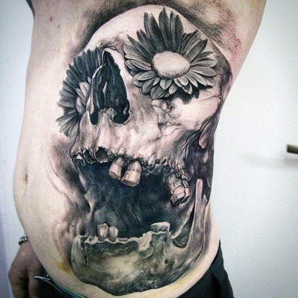 Top 103 Best Stomach Tattoos Ideas 2020 Inspiration Guide Tattoos For Guys Stomach Tattoos Cool Tattoos For Guys