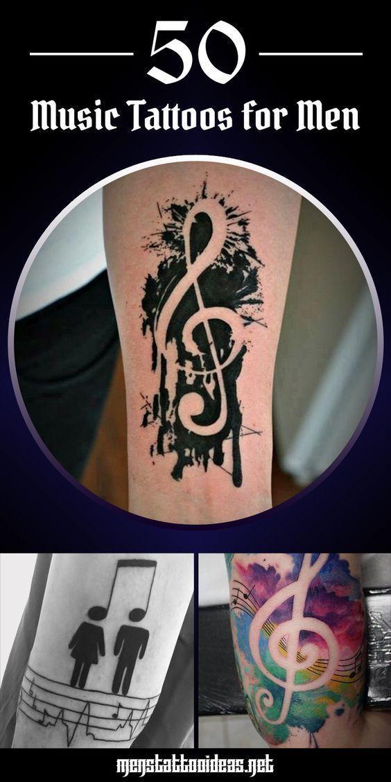 Music Tattoos for Men | new school tattoo designs music #men #Music #smalltattoowithmeaningchildren #tattoos #men #music #smalltattoowithmeaningchildren #tattoos