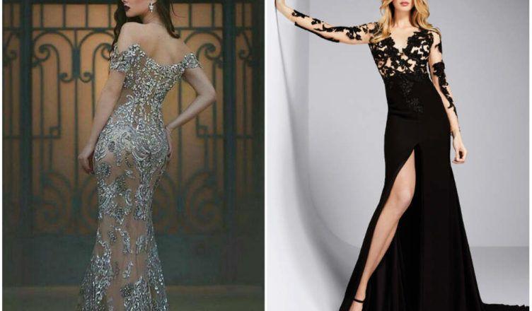 Вечерние платья 2018  красивые и модные вечерние платья  вечерние  платья   классно   dade1b96fcd