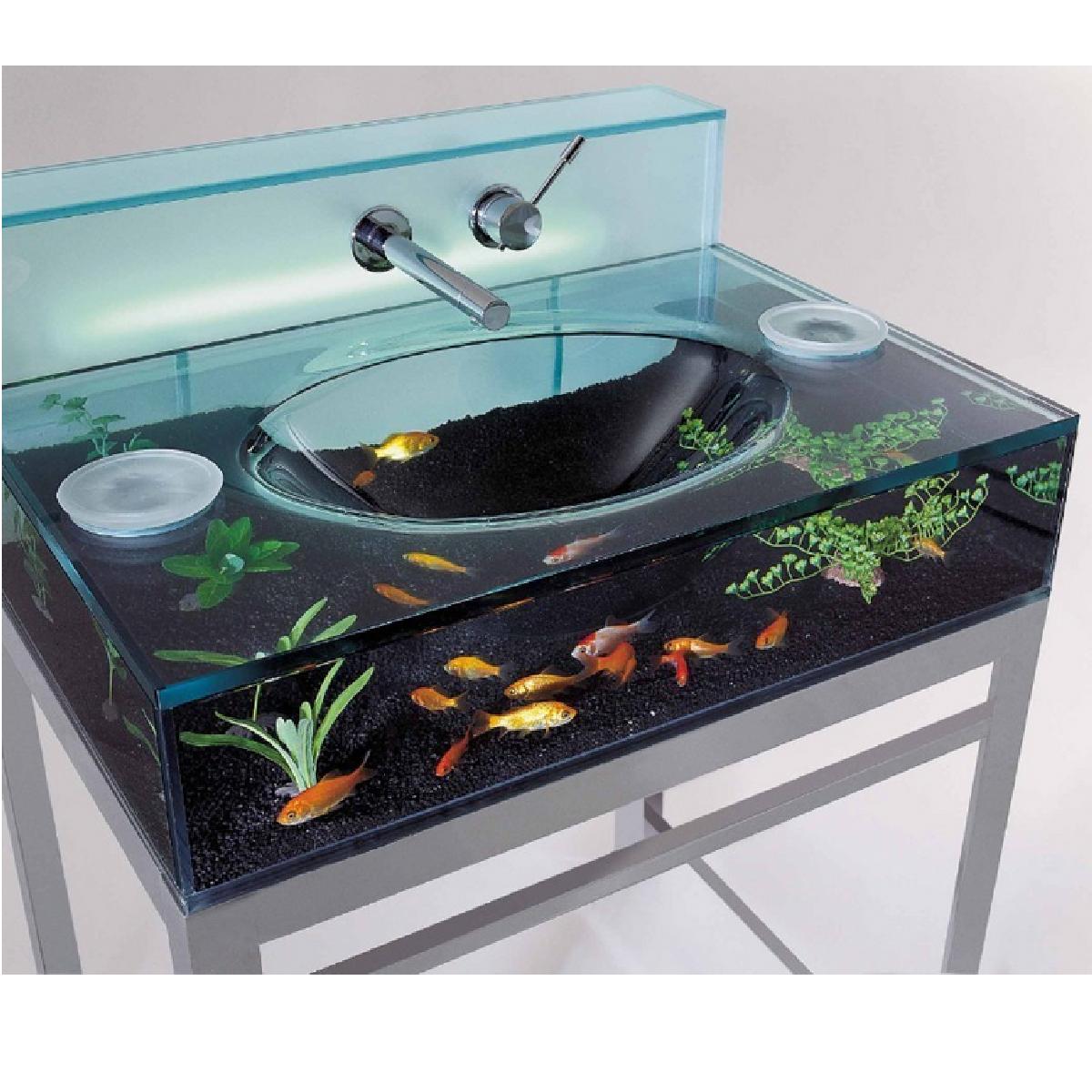 Des Aquariums Insolites Et Originaux Gadgets Et Cadeaux Insolites