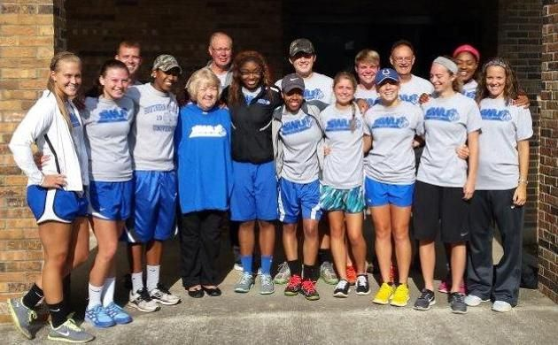 The SWU Women's Basketball Team returned from their mission trip in Evarts, Ky., after running a sports day camp and collecting shoes for the Verda Child Development Center. They also spent time ministering at the Harlan Health and Rehabilitation Center. http://www.swu.edu/about-swu/news/womens-basketball-team-returns-from-kentucky/#.U-omQeNdWSo