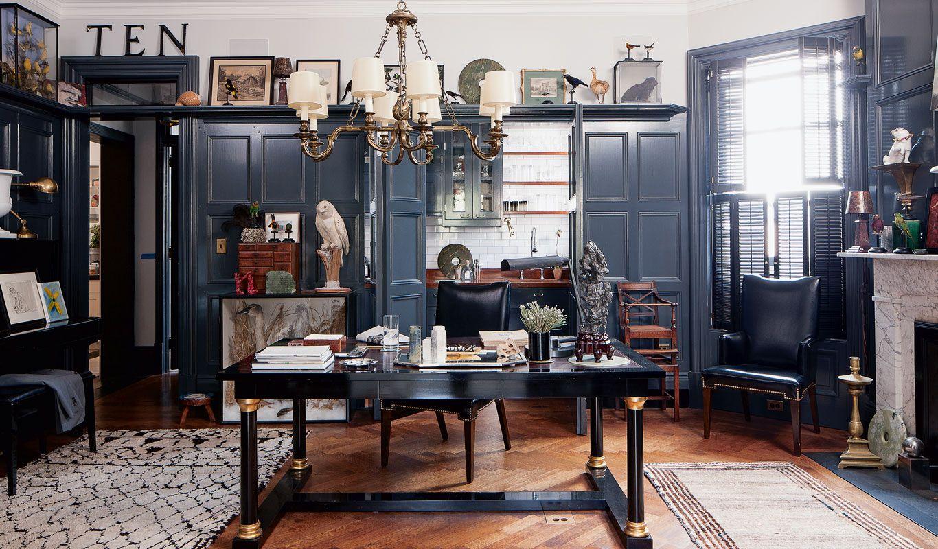Architect Brian Sawyer S West Village Home Interior Design