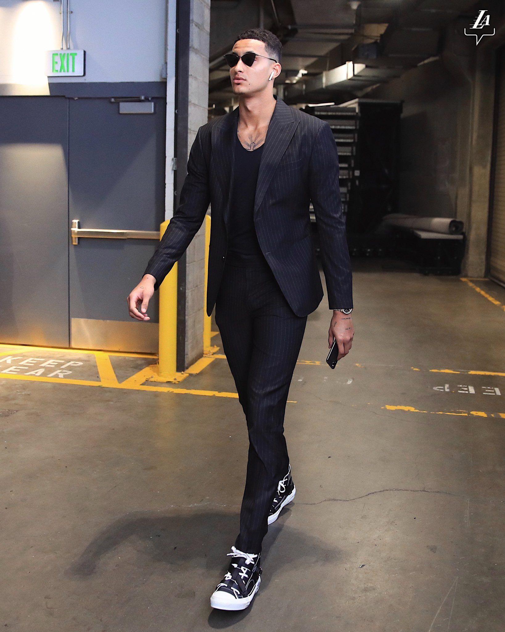 Los Angeles Lakers on Twitter   Nba fashion, Nba outfit, Kyle kuzma