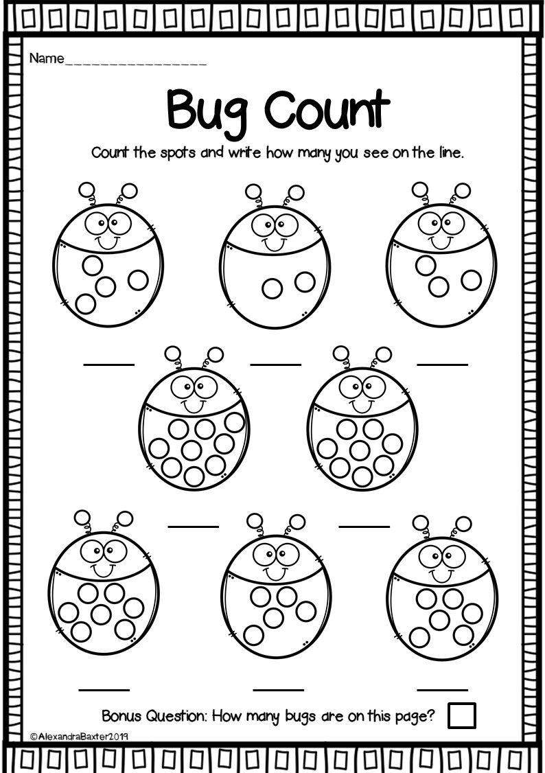 Catch A Bug Math Activity And Free Printable Insects Preschool Preschool Activities Math Activities [ 1300 x 700 Pixel ]