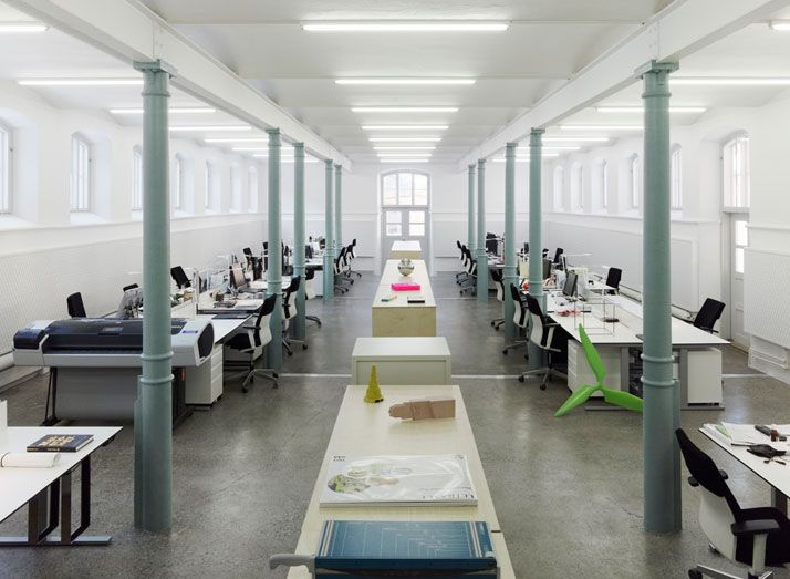 great office interiors. No-Picnic-Modern-Office_8 Great Office Interiors U