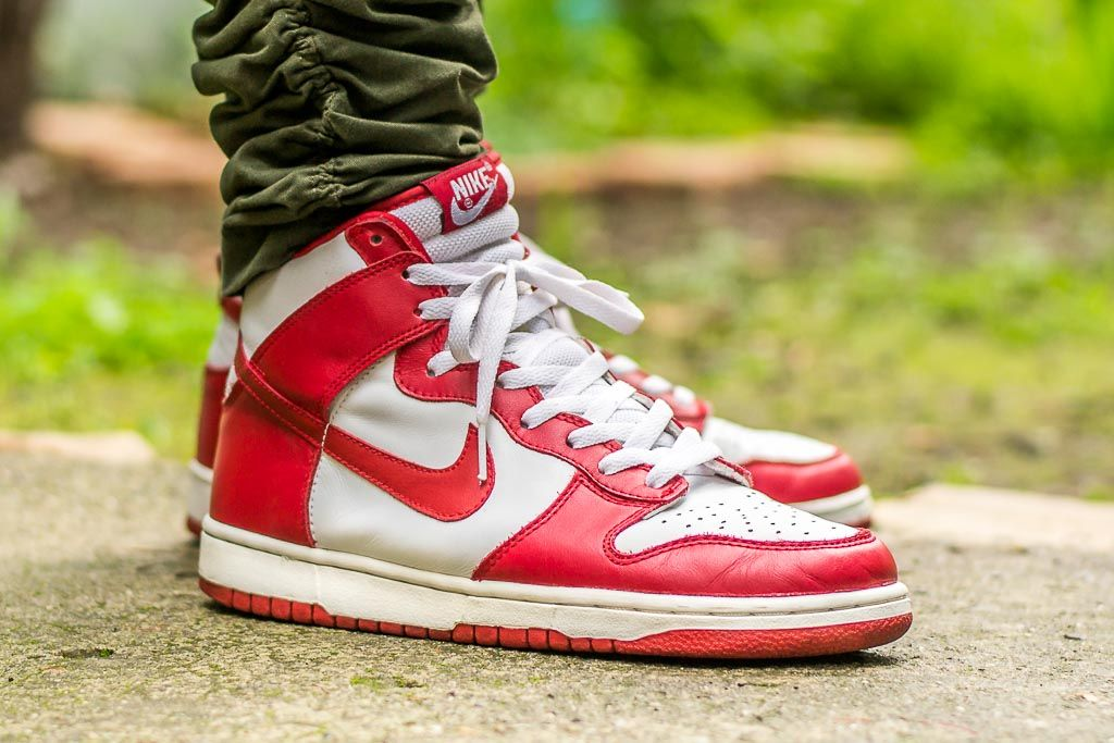 Check out my video review of these Nike Dunk High St. John from 2003 and