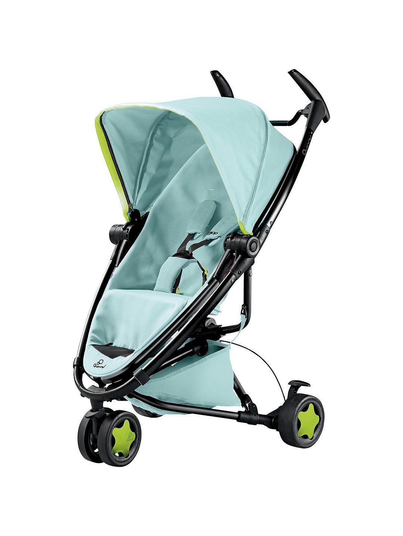 Quinny Zapp Xtra2 Pushchair, Miami Special Edition Blue