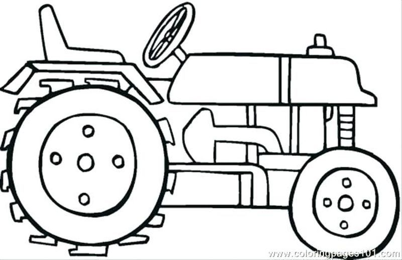 Printable Tractor Coloring Pages For Kids Free Coloring Sheets Tractor Coloring Pages Farm Coloring Pages Preschool Coloring Pages