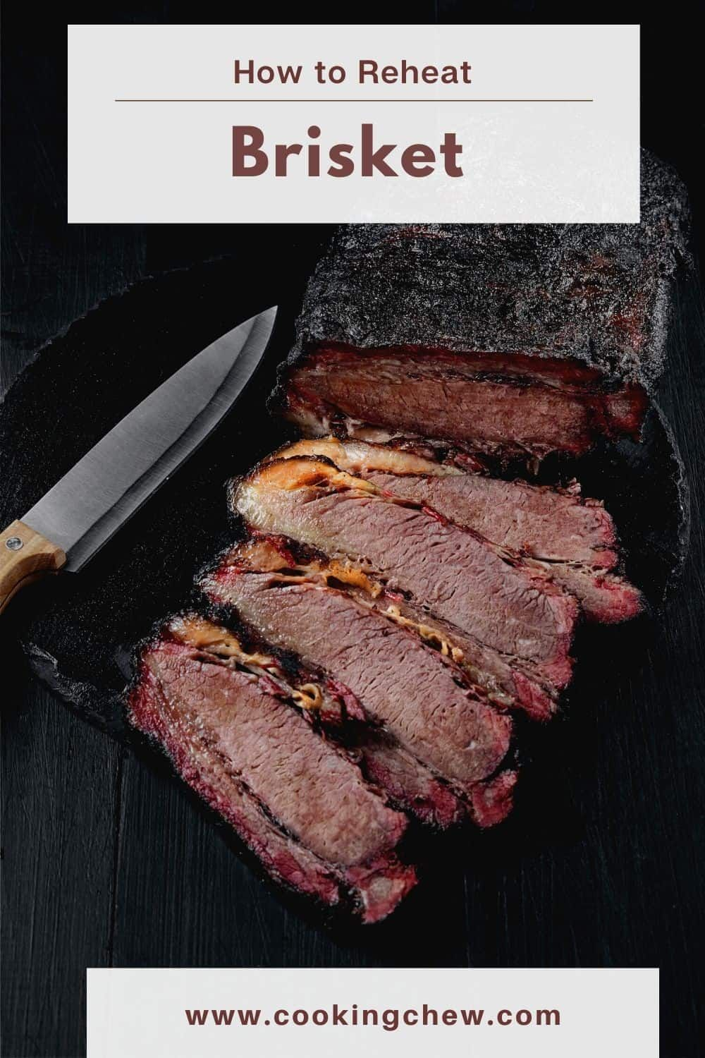 How To Reheat Brisket In 4 Easy Ways Without Drying It Out Recipe Brisket Oven Brisket Smoked Brisket