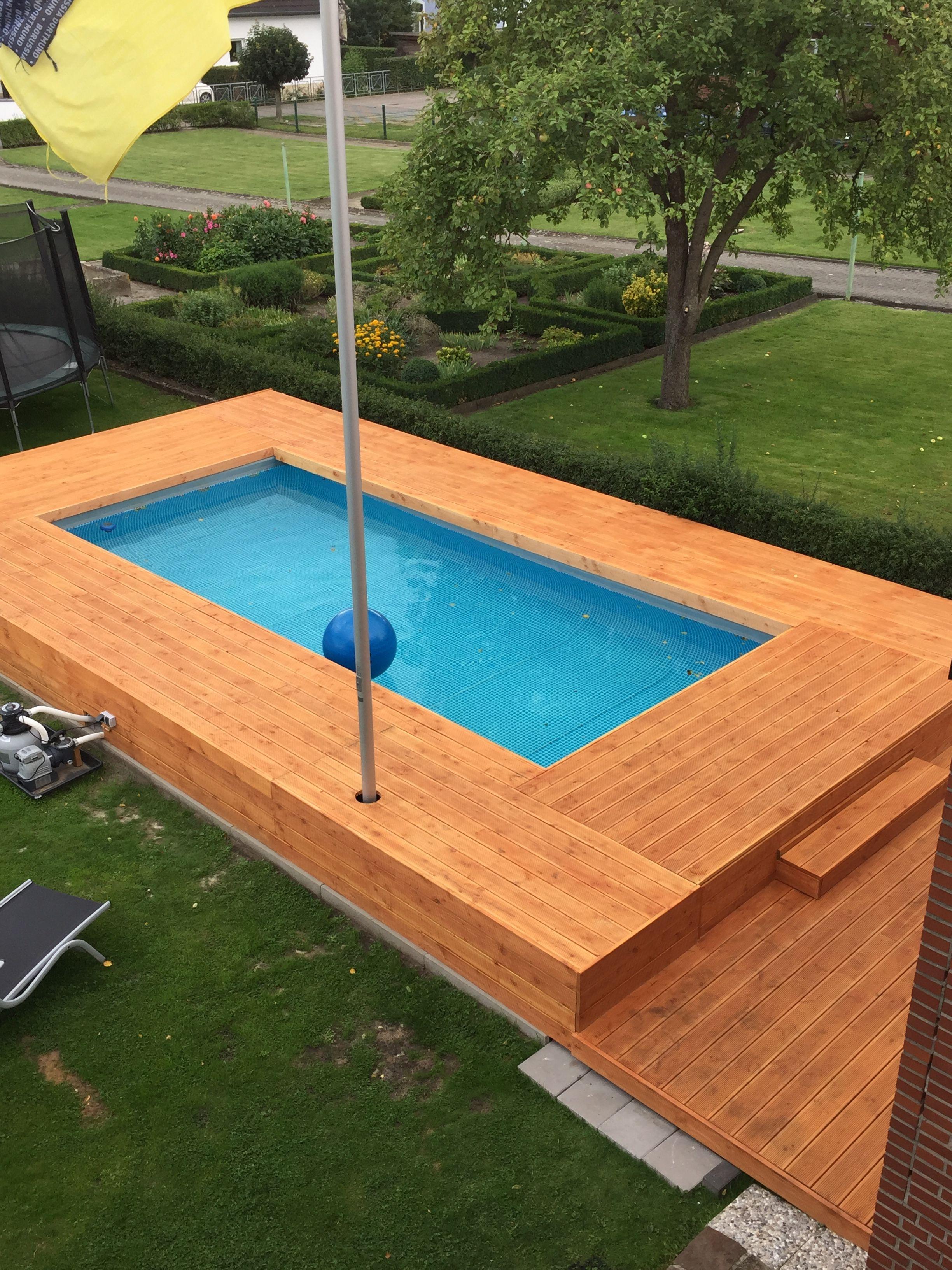 Piscina Garten Pool Ideen Pool Im Garten