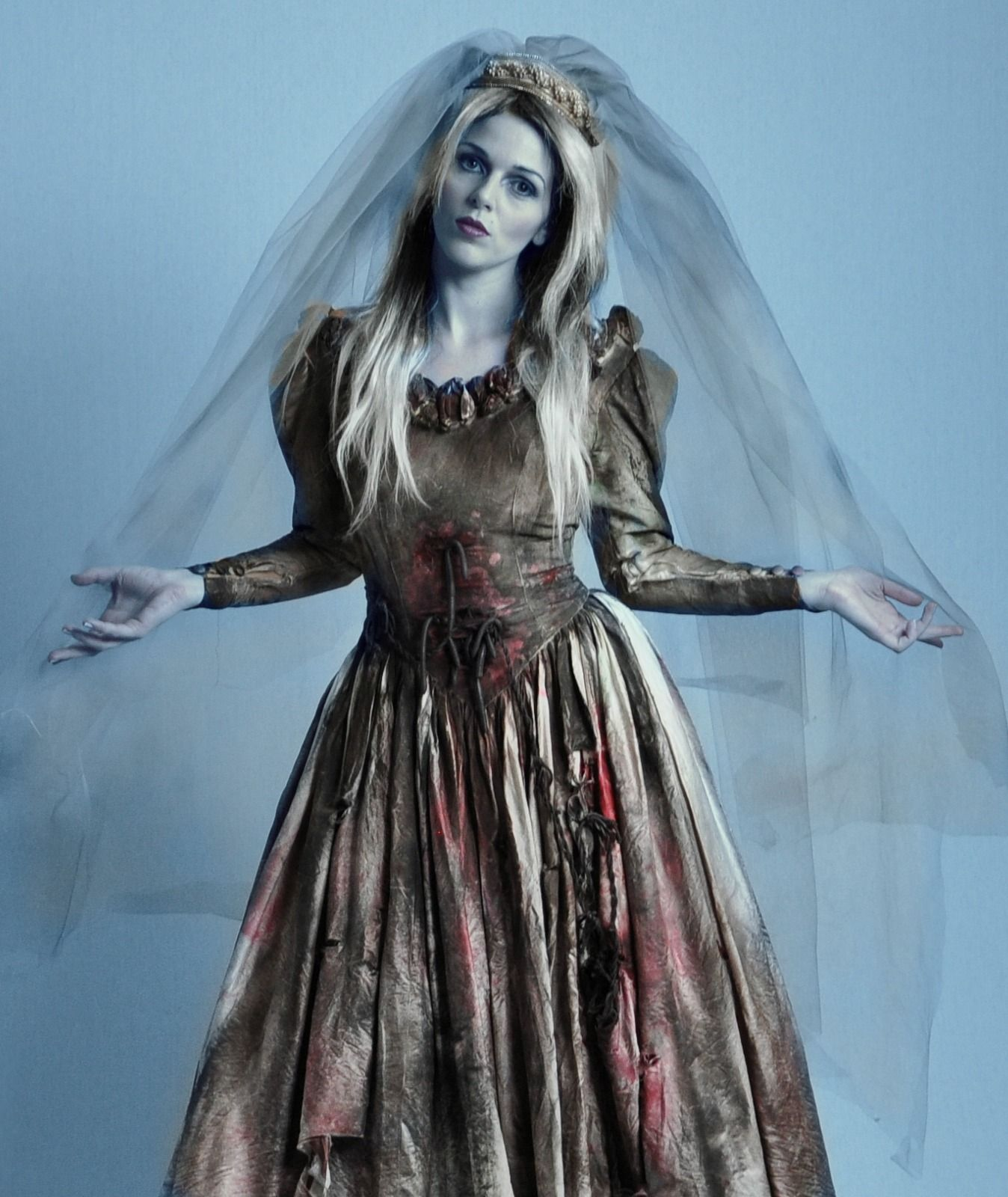 Zombie Bride, Created At The Costume Shop, Melbourne