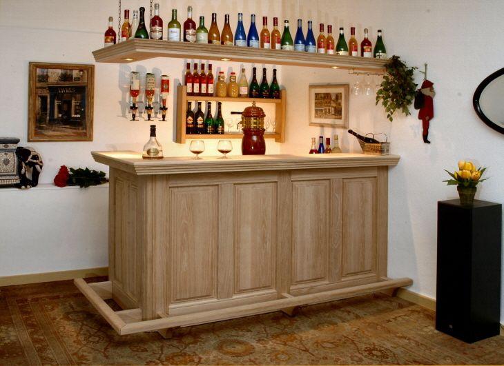 Como montar um Bar em Casa (20 Modelos diferentes) | Bar, Casas y Varios
