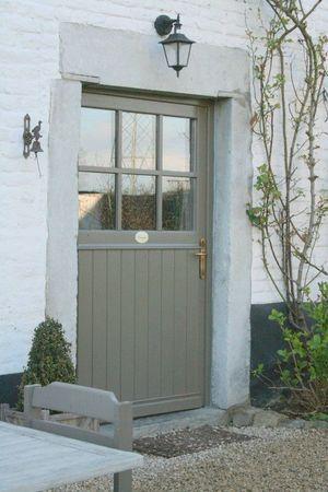 Door love Exterior Pinterest Porte de jardin, Porte de et Portes - Oeil De Porte D Entree