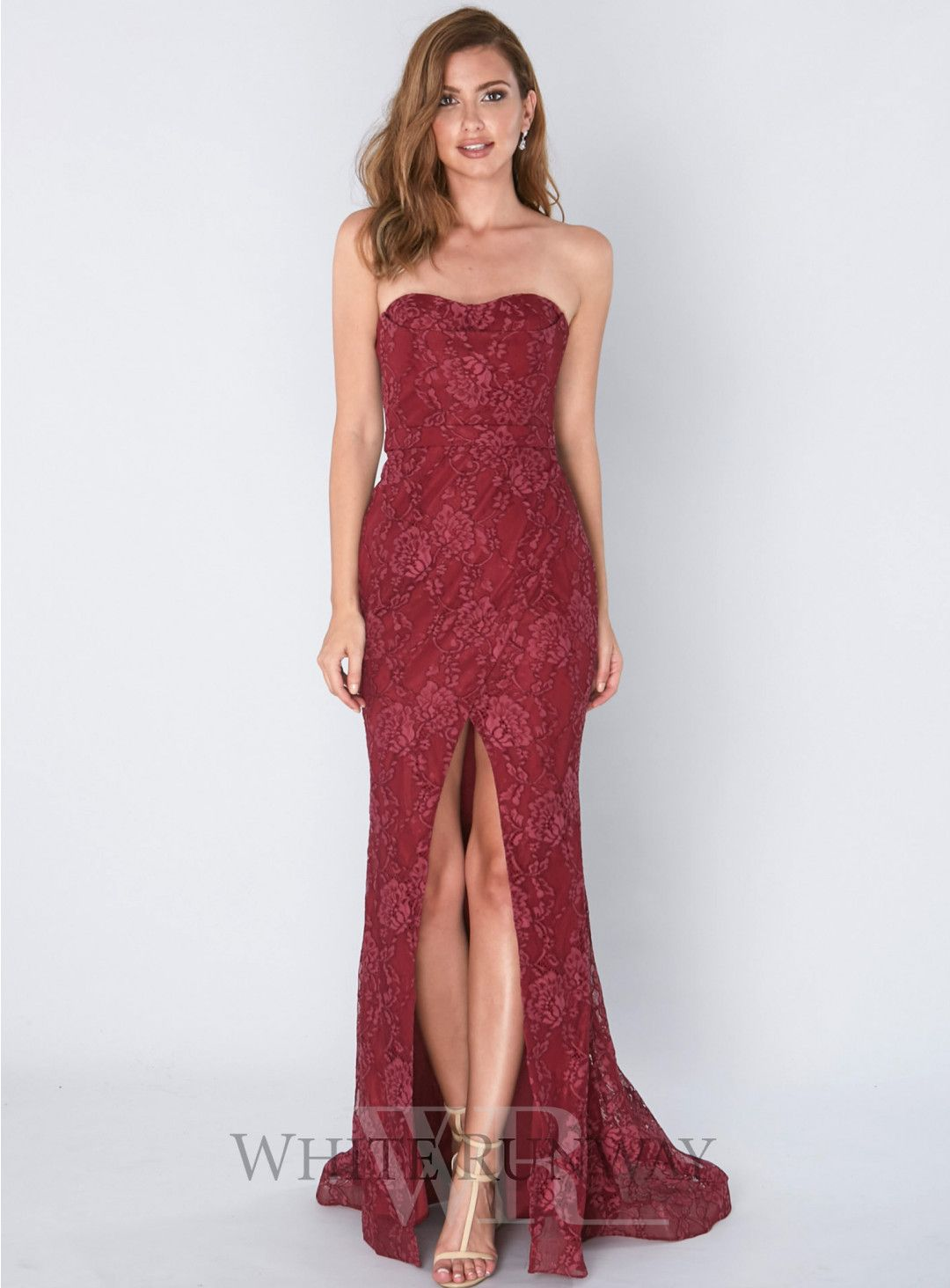 Our telullah dress red bridesmaids pinterest red bridesmaids