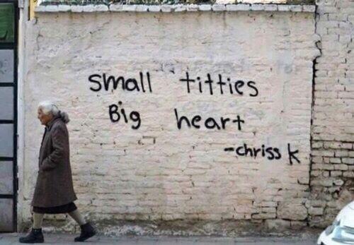 small titties big heart uploaded by L ī z z ī b e t h
