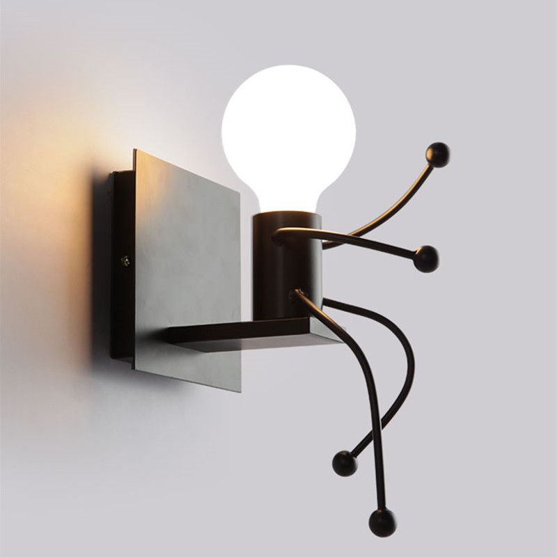 Find More Wall Lamps Information About Modern Creative Cartoon Led Wall Lamps Children Room Wall Light Bedroom Wall Sconces Bedroom Wall Lights Wall Lights Diy