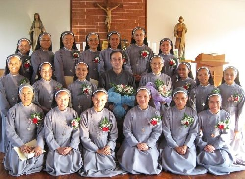 The Sisters of Mary