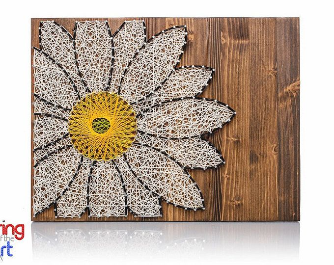 Butterfly String Art Kit - DIY Kit Includes All Craft Supplies | Butterfly Wall Art | String Art Patterns | Mother's Day Gift