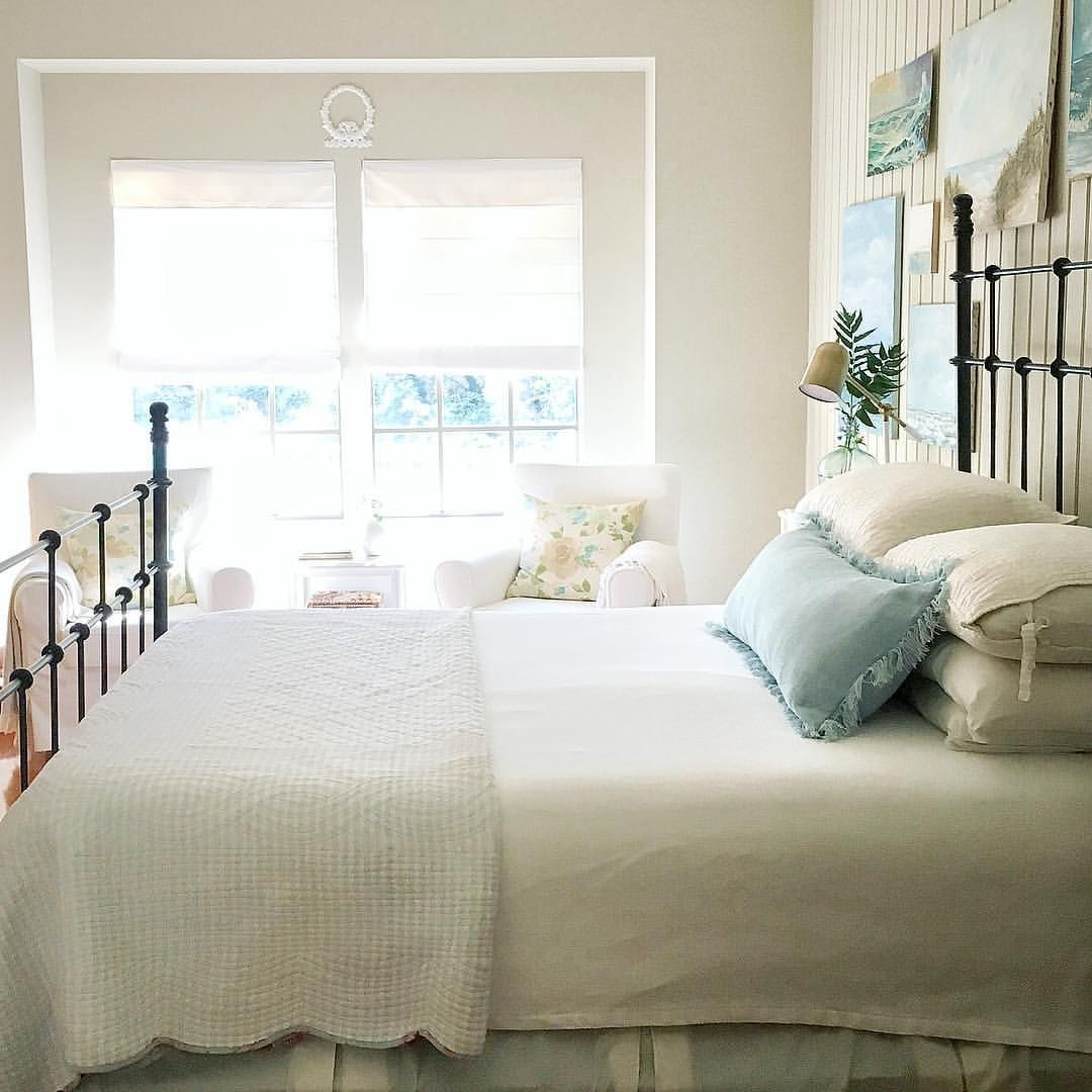 Simple Fresh Clean Home Decor Bedroom Simple Bedroom Bedroom Decor
