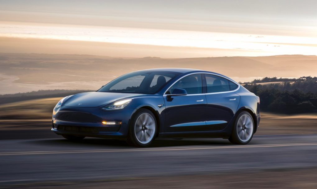 Tesla Model 3 Car Insurance Rates