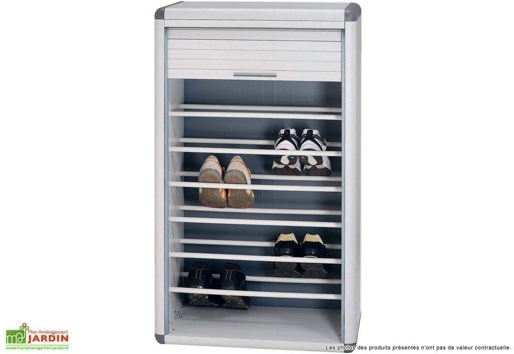 redoutable meuble à chaussures extérieur Décoration française
