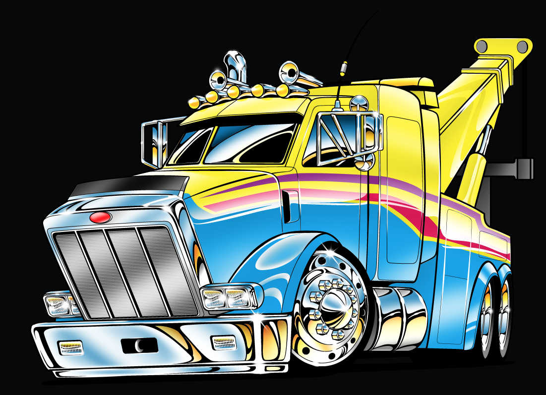 RESPECT TOW TRUCK OPERATORS | Tow Trucks & Recovery | Pinterest ...