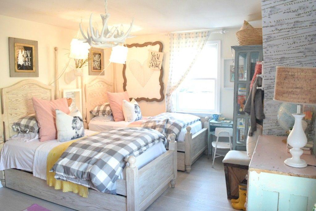 Girls bedroom tour slaapkamers
