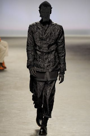 MAN Fall 2013 Menswear Collection Slideshow on Style.com