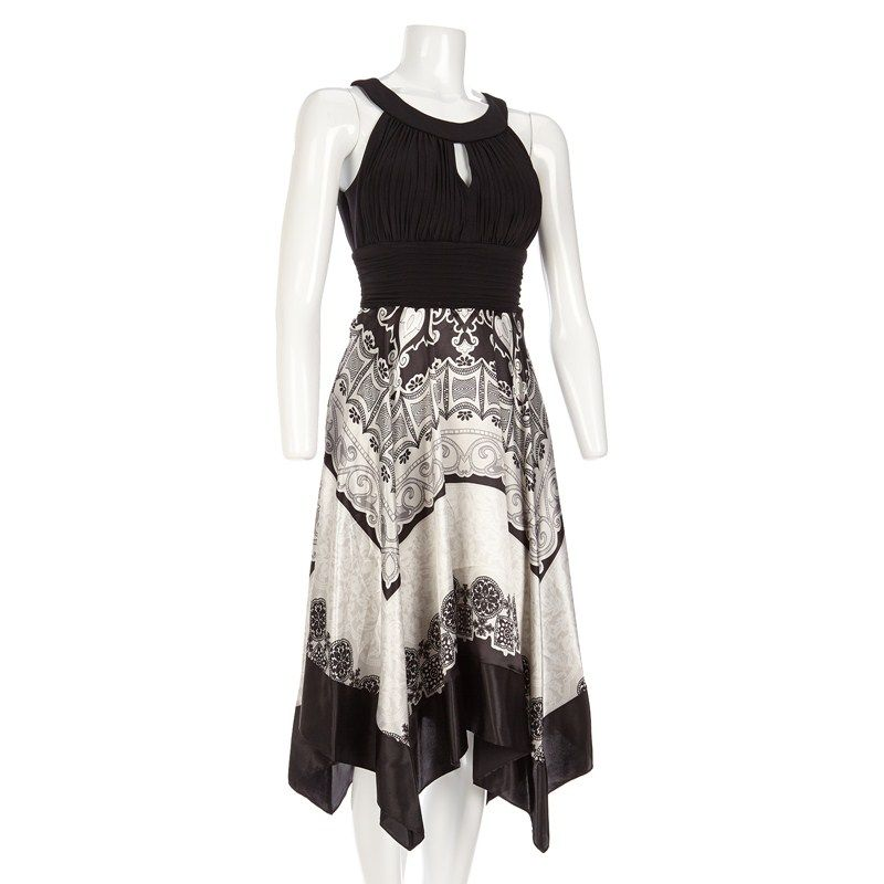 Chiffon Tiered Dress Burlington Coat Factory | Winter Outfits ...