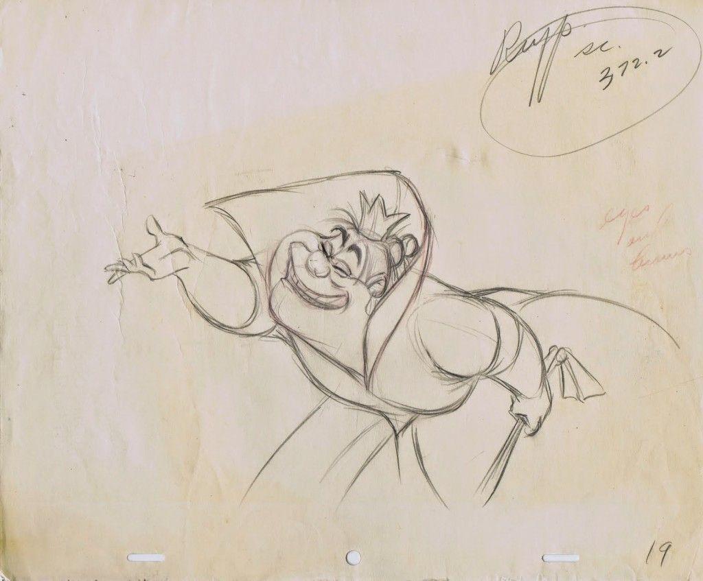 Frank Thomas Ilustrador Nueve Ancianos Disney Sleepydays Alicia Pais